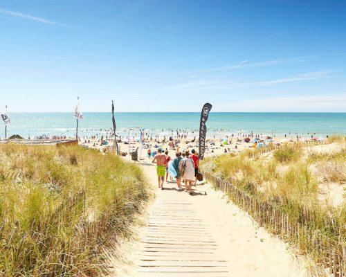 La tranche sur mer : une destination vacances en vogue