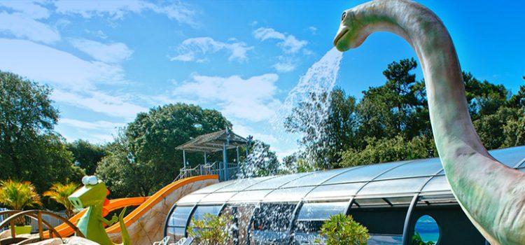 Vacances à Talmont Saint Hilaire : découvrez le camping les Dinosaures